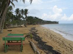 Las Terrenas Strand