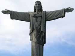 Puerto Plata Christus-Statue