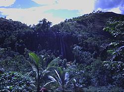 El Limon - Wasserfall