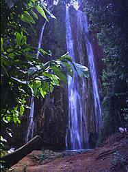 Wasserfall von El Limon